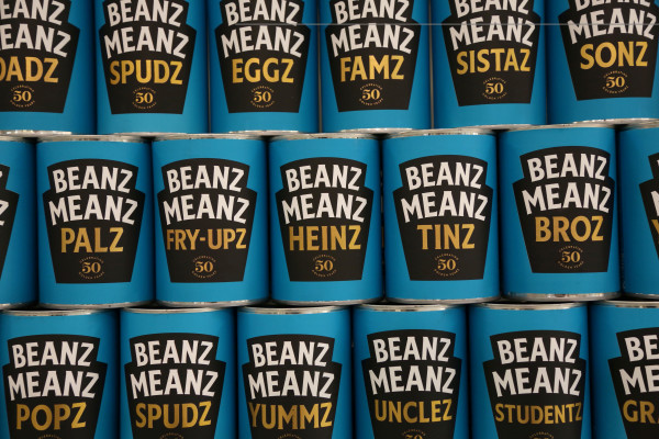 Beanz Meanz funding for The Ideaz Foundation