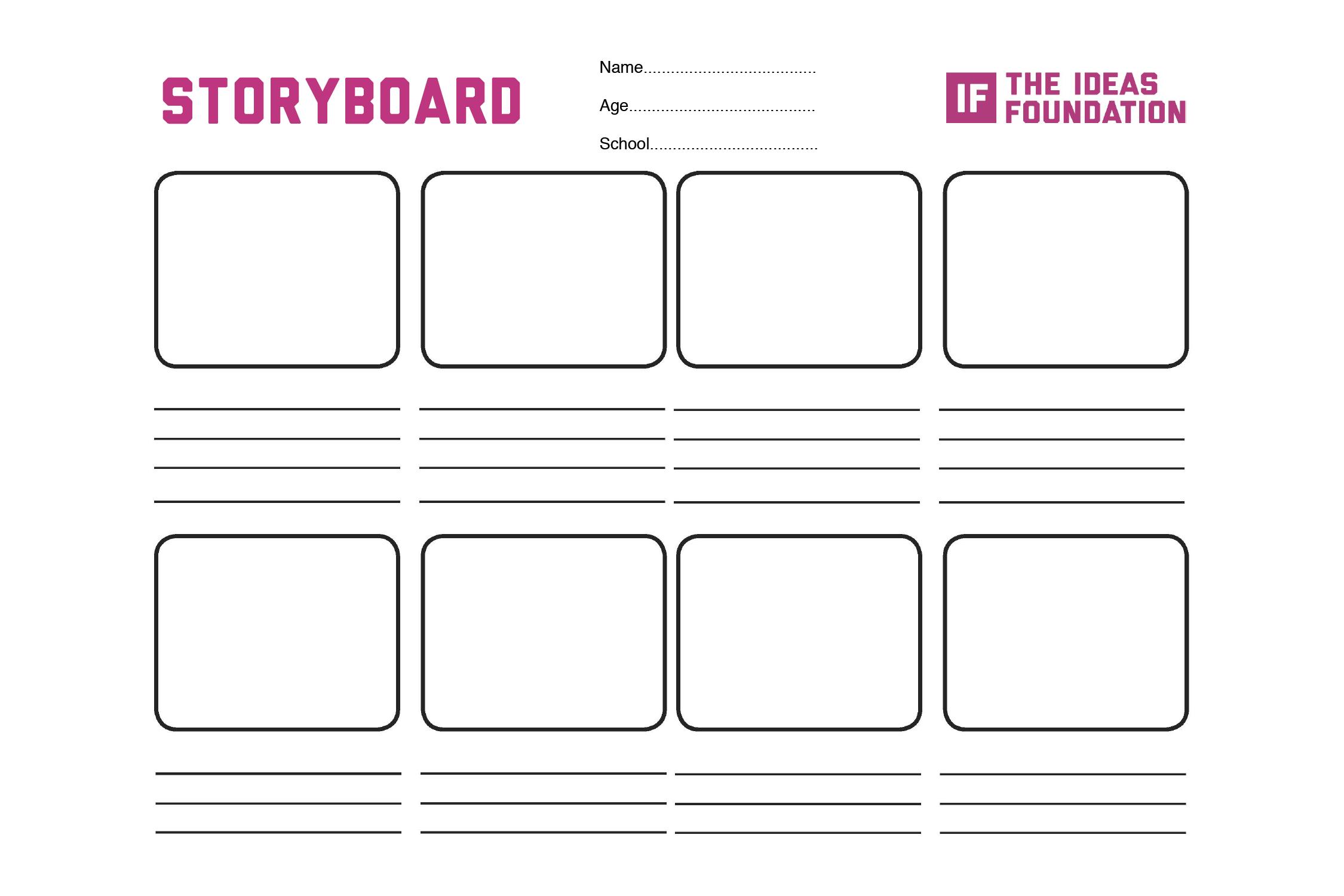 Storyboard (blank)