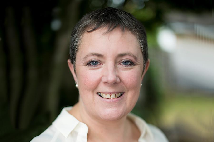Sarah Brown (Group Administrator) [photograph]
