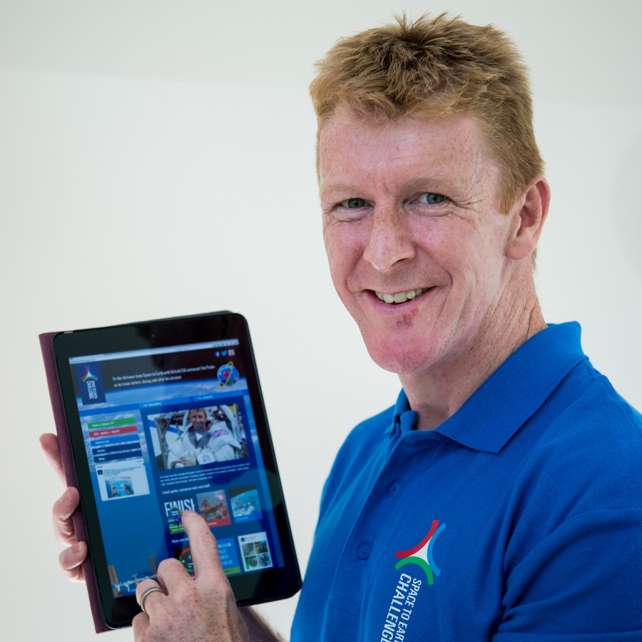 Space to Earth Challenge - Major Tim Peake
