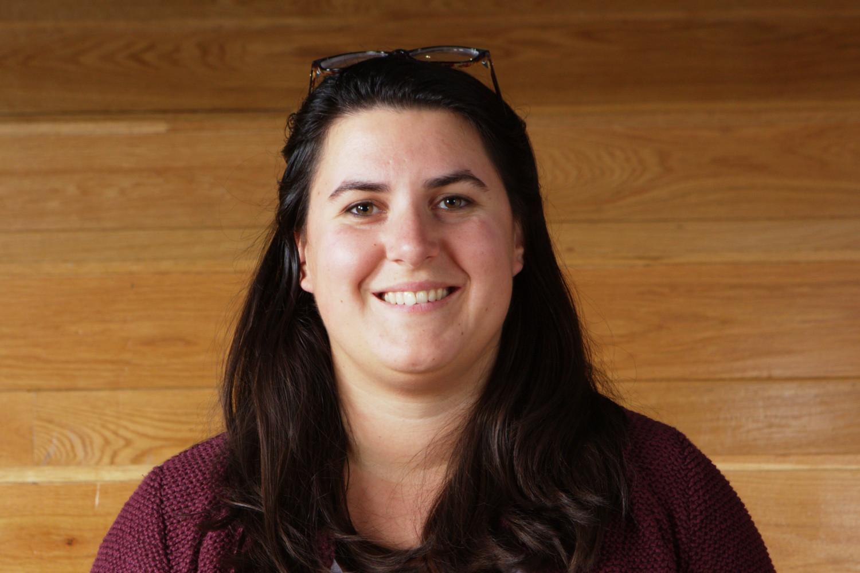 Zosia Mrozek-Folkierska (Creative Programmes Leader)