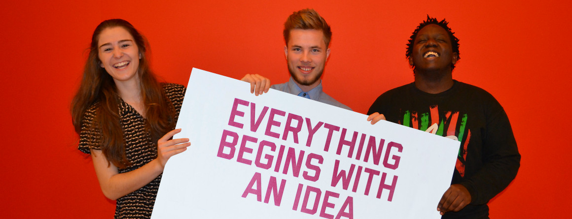 Our Story - Everything Begins With An Idea