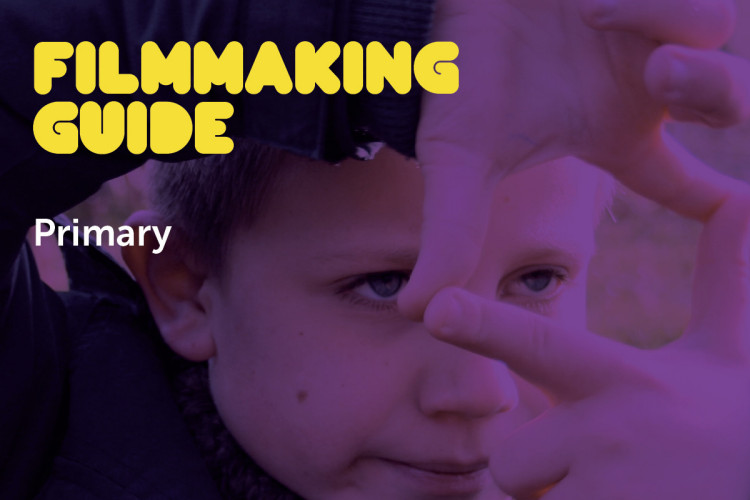 Filmmaking Guide Primary (cover image)