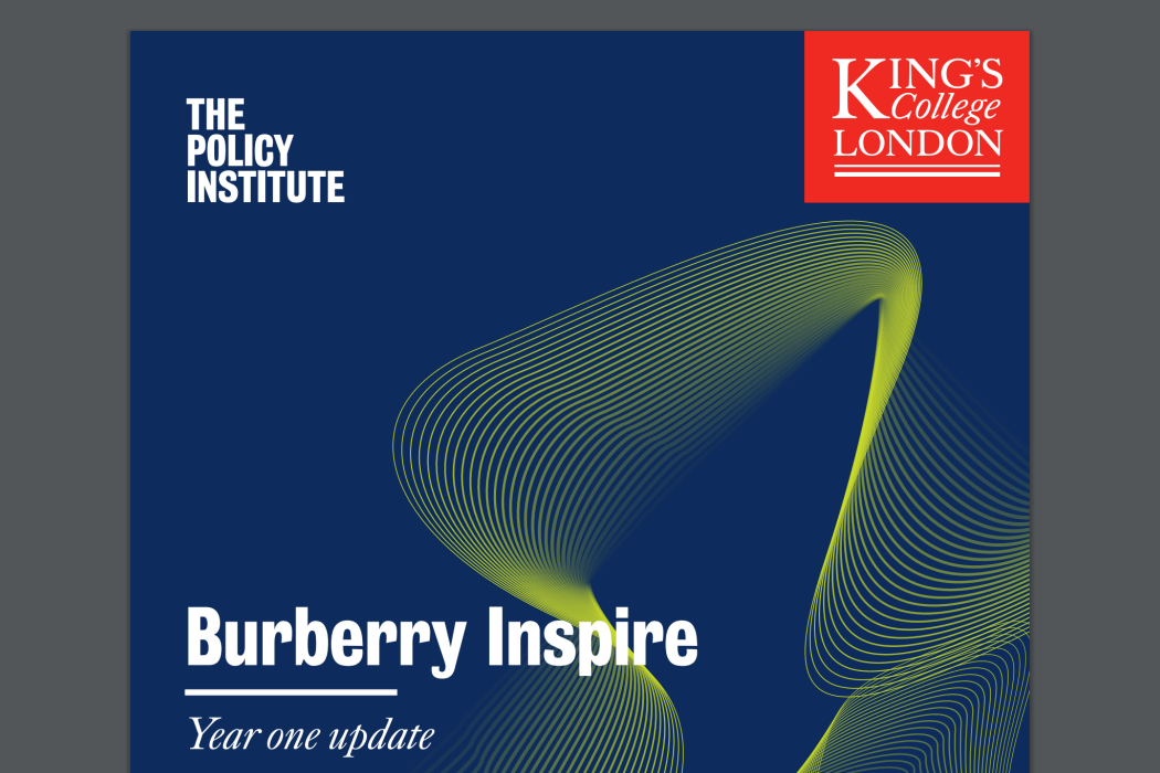 Burberry Inspire - Year One Update (cover)