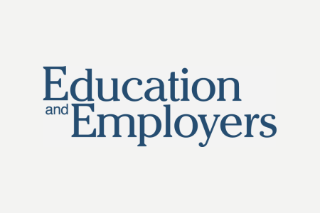 Education for Employers (logo)