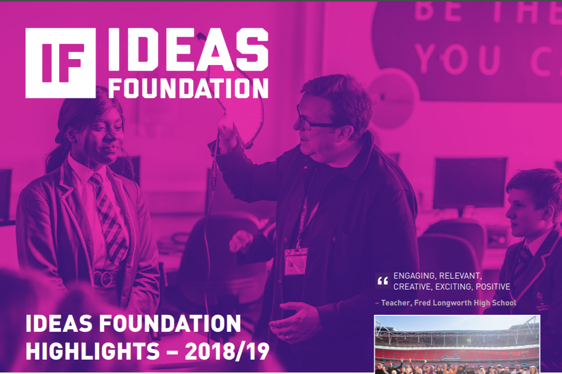 Ideas Foundation Highlights 18/19