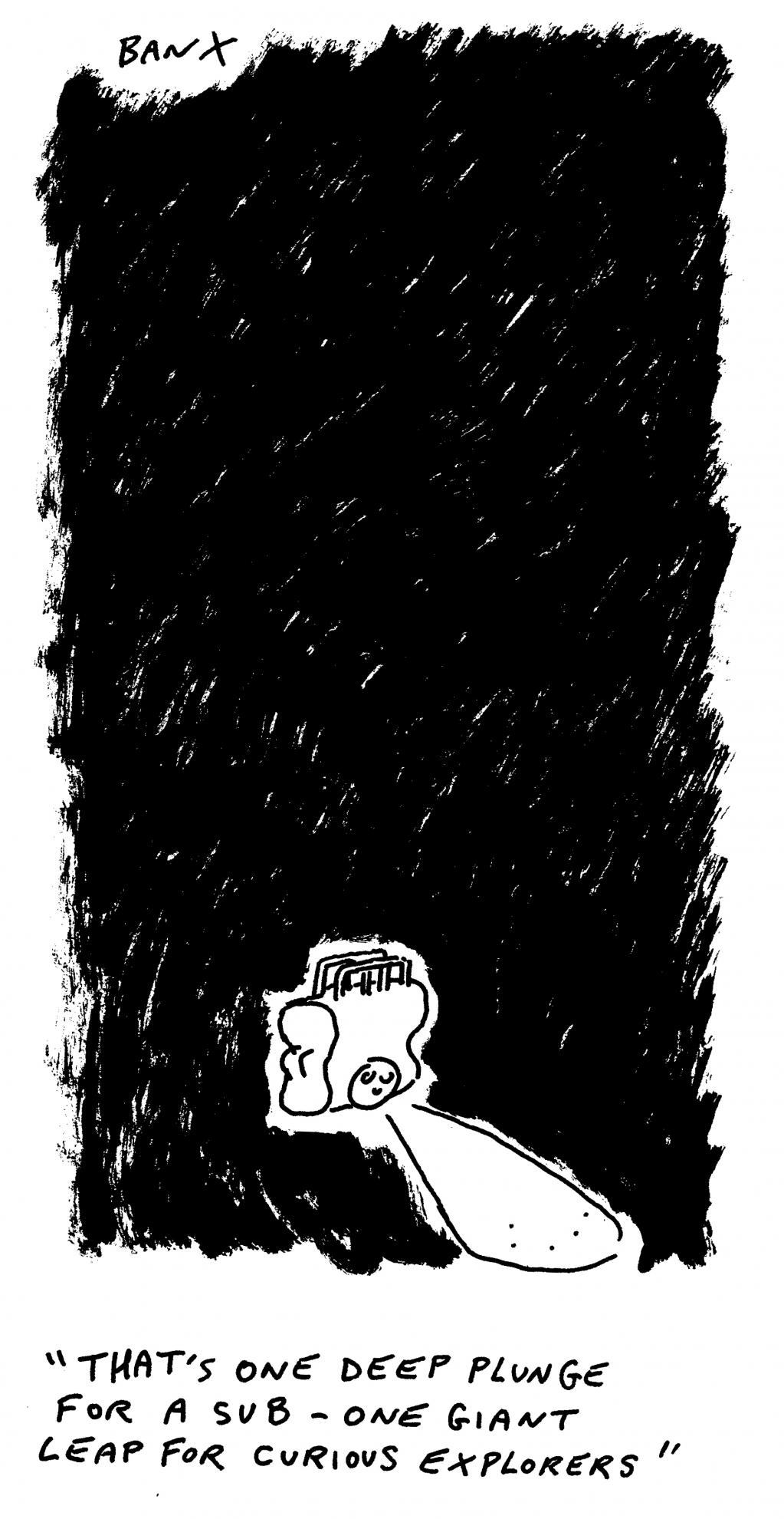 Cartoon by Banx
