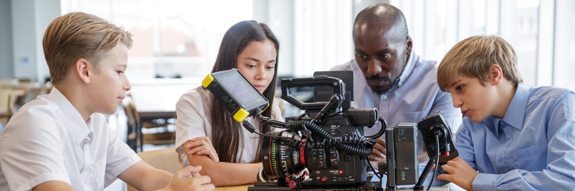 Burberry Inspire @ Leeds Young Film