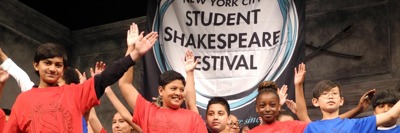 [CAT] Student Shakespeare Festival (Julius Caesar)