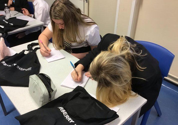 Creativity Kits at Castleford Academy