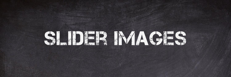 Slider Images