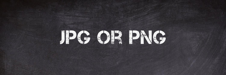 .jpg or .png file format