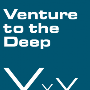 Venture to the Deep (logo)